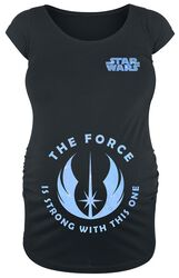 The Force Is Strong With This One - Maternity Fashion