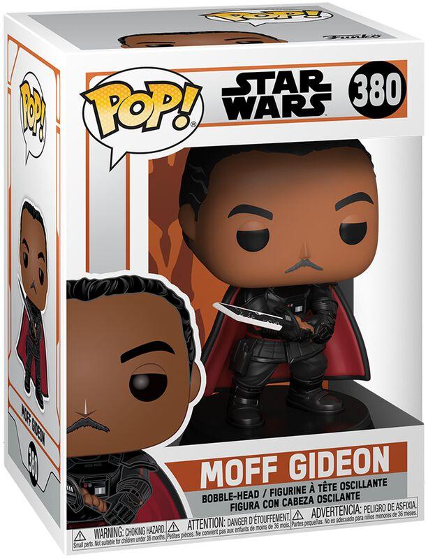 The Mandalorian - Moff Gideon - Funko Pop! n°380