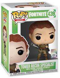 Figurine En Vinyle Tower Recon Specialist 439