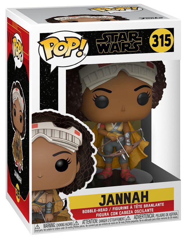 Épisode 9 - L'Ascension de Skywalker - Jannah - Funko Pop! n° 315
