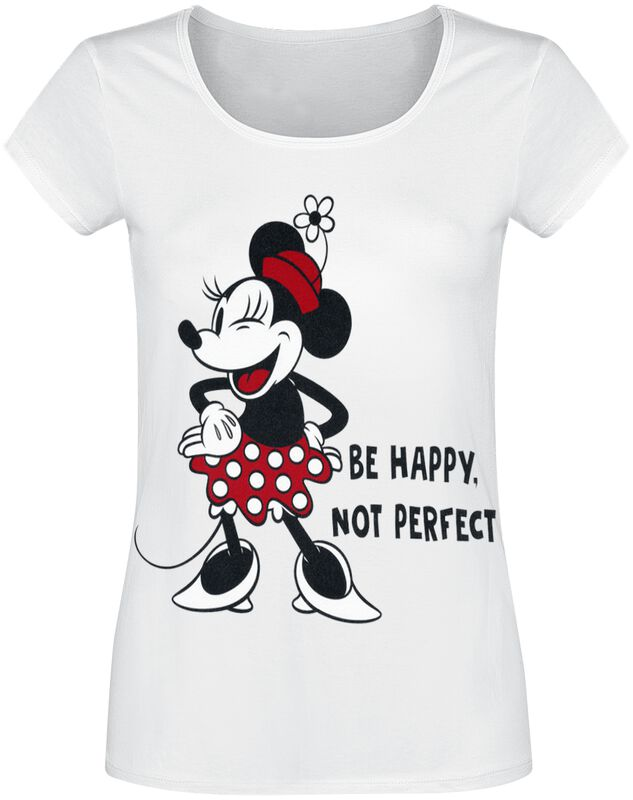 Be Happy, Not Perfect