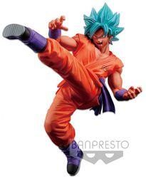 Dragon Ball Super - Statue Son Goku Fes Super Saiyan God