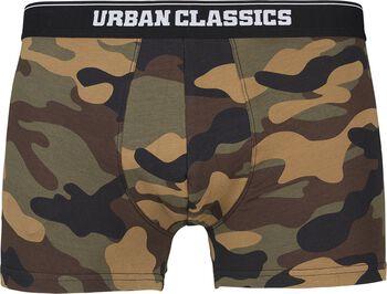 Lot De 2 Boxers Imprimé Camouflage
