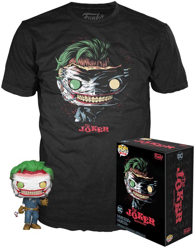 Le Joker (DotF) - Pop! + T-Shirt