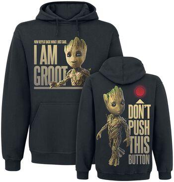 Les Gardiens de la Galaxie 2 - Groot - Button