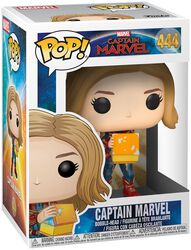 Captain Marvel - Funko Pop! n°444
