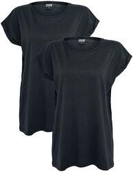 Lot de 2 T-Shirt Femme