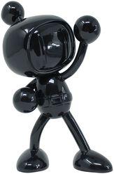 Bomberman Noir - Mini Icônes