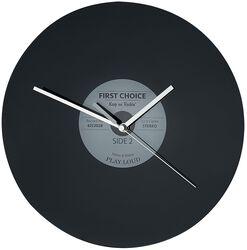 Horloge Murale Vinyle