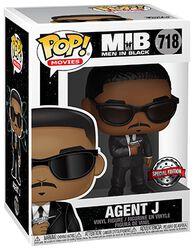 Agent J (Funko Shop Europe) - Funko Pop! n°718