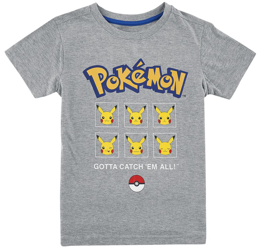 Enfants - Têtes Pikachu