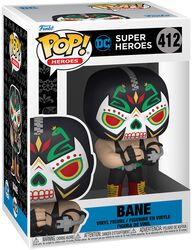 Dia De Los DC - Bane - Funko Pop! n°412