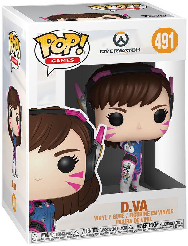 D.Va - Funko Pop! n°491