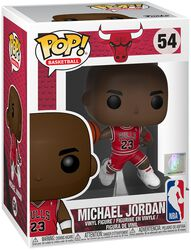 Chicago Bulls - Michael Jordan - Funko Pop! n°54