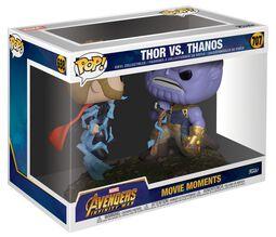 Figurine En Vinyle Thor vs.Thanos (Movie Moments) 707