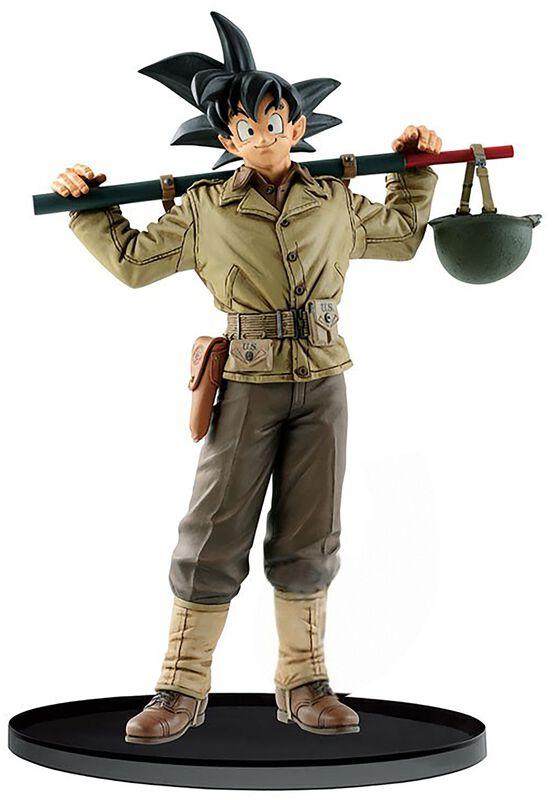 Dragon Ball Z - Son Goku Soldier