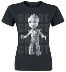 Les Gardiens de la Galaxie 2 - Button - Groot Photo