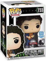 40th - Ripley tenant Jonesy (Funko Shop Europe) - Funko Pop! n°733