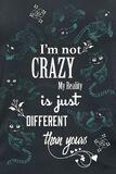 Le Chat Du Cheshire - I'm Not Crazy