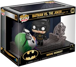 80th - Batman (1989) Batman vs Joker (Movie Moments) - Funko Pop! n°280