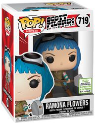 Scott Pilgrim vs. the World Ramona Flowers (ECCC 2019 - Funko Shop Europe) - Funko Pop! n°719