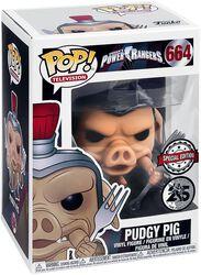 Power Rangers Pudgy Pig - Funko Pop! n°664