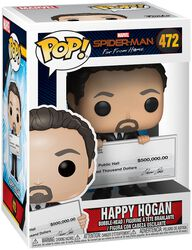 Far From Home - Happy Hogan - Funko Pop! n°472