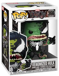 Hulk (Venomized) - Funko Pop! n°366