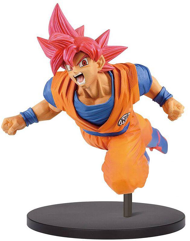 Dragon Ball Super - Super Saiyajin God Son Goku