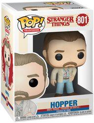 Saison 3 - Hopper - Funko Pop! n°801