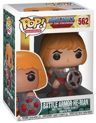 Figurine En Vinyle Battle Armor He-Man 562