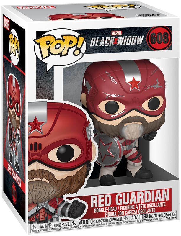 Gardien Rouge - Funko Pop! n°608