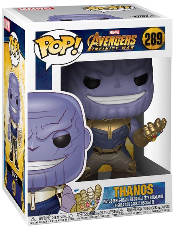 Infinity War - Thanos - Funko Pop! n°289