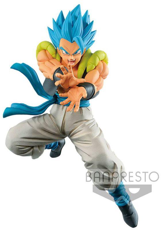 Dragon Ball Super - Figurine Super Kamehame-Ha Gogeta Ver. 1