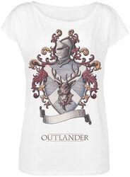 ceb954f571814 Outlander T-Shirts   Tops   Pop Culture Shop EMP