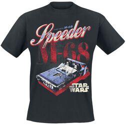 Solo: A Star Wars Story - M-68 Speeder