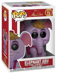 Figurine En Vinyle Abu En Éléphant 478