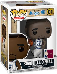 Orlando Magic - Shaquille O'Neal - Funko Pop! n°81
