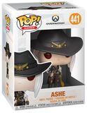 Figurine En Vinyle Ashe 441
