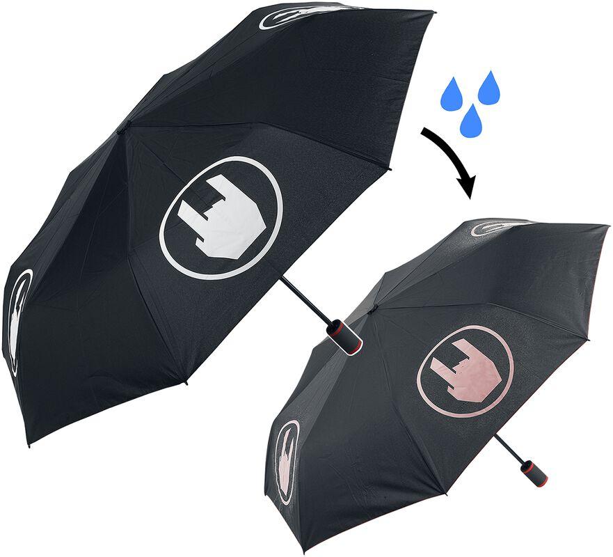 Parapluie Changeant De Couleur