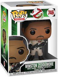 Winston Zeddemore - Funko Pop! n°746