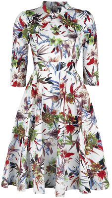 Robe Glamorous Hibiscus