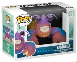 Tamatoa - Funko Pop! n°421