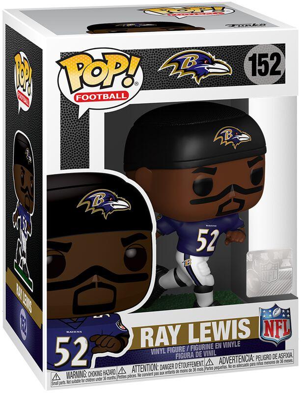 Baltimore Ravens - Ray Lewis - Funko Pop! n°152