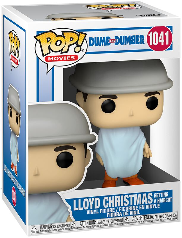 Lloyd Christmas Chez Le Coiffeur - Funko Pop! n°1041