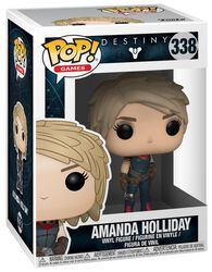 Figurine En Vinyle Amanda Holliday 338