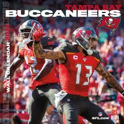 Tampa Bay Buccaneers - Calendrier 2021