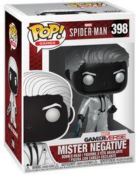 Figurine En Vinyle Mister Negative  398