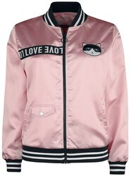 Veste Love Cats Members Only