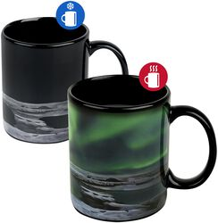 Northern Lights - Mug Thermoréactif Northern Lights - Mug Thermoréactif